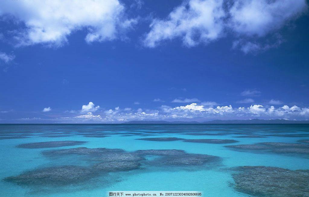 日本冲绳岛风光图片