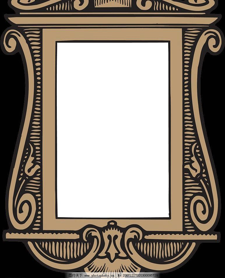 ppt 背景 背景图片 边框 家具 镜子 模板 设计 梳妆台 相框 772_951