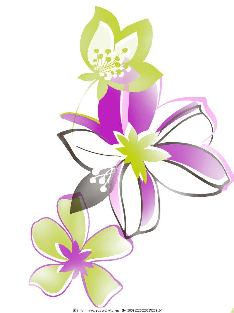 彩绘花纹0307