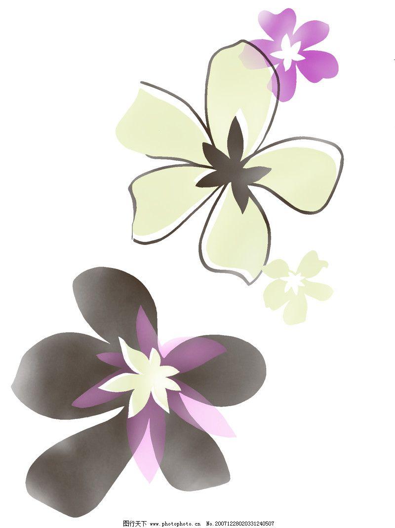 彩绘花纹0309
