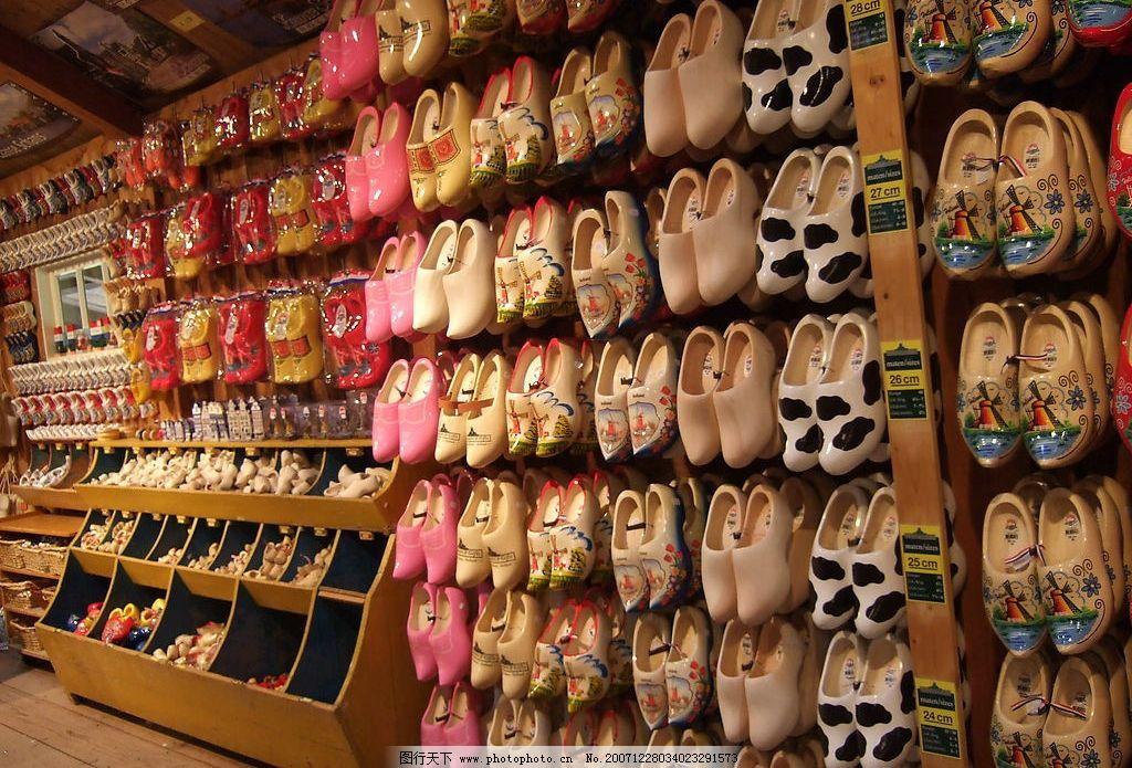德国木鞋店 可爱 旅游摄影 国外旅游 摄影图库 72 jpg