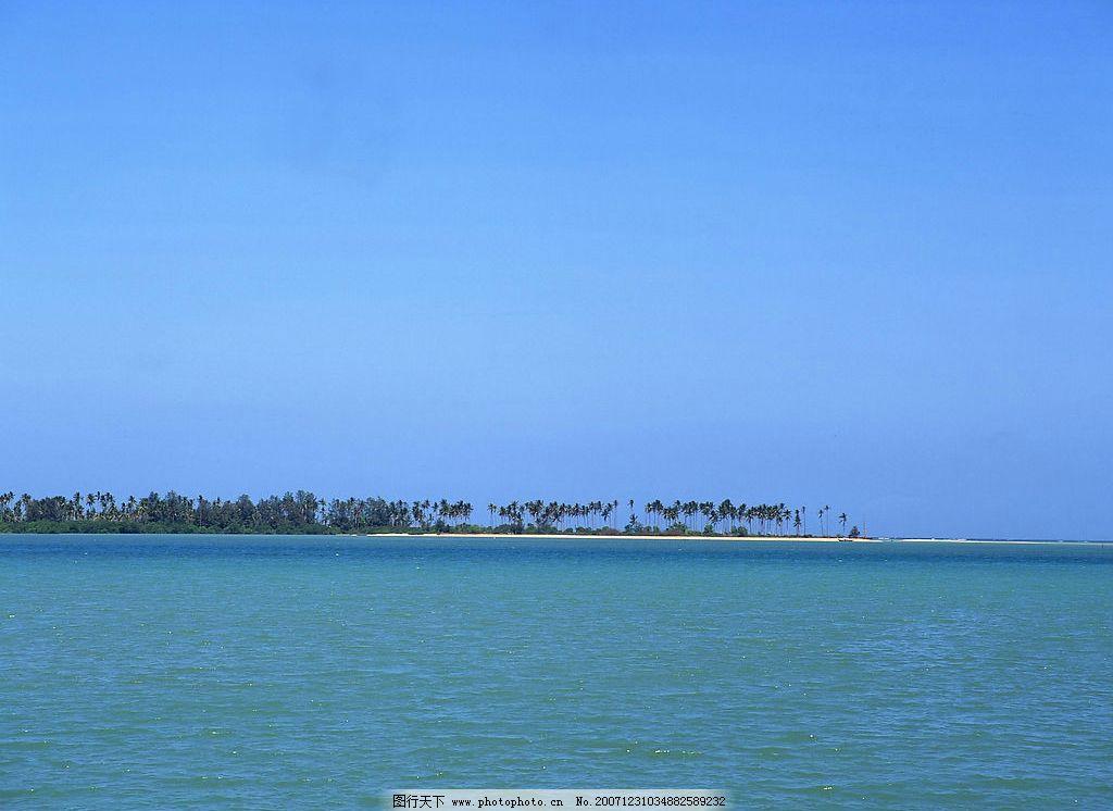 碧海蓝天 自然景观 自然风景 摄影图 摄影图库 350 jpg